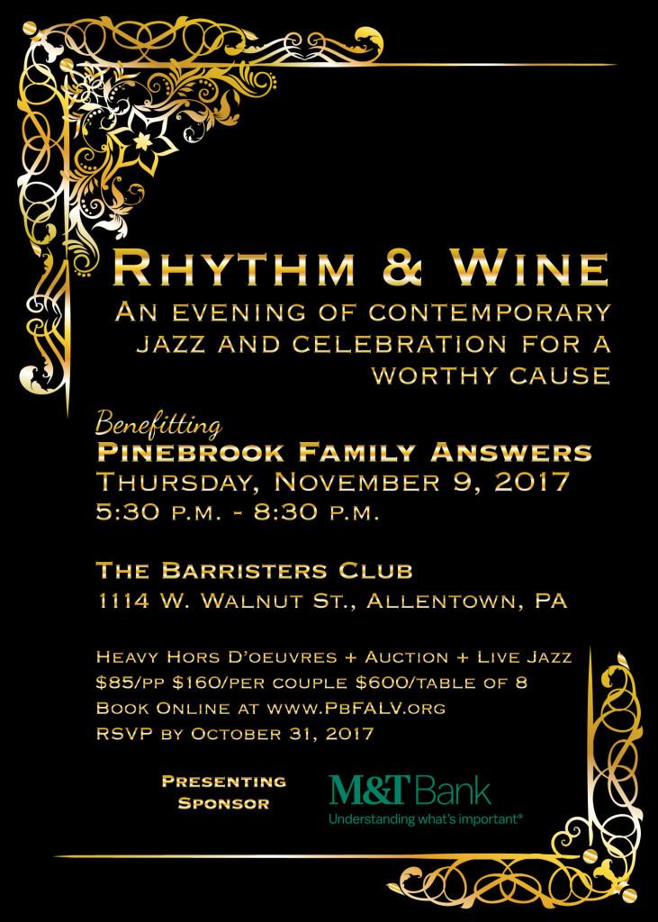 Rhythm And Wine